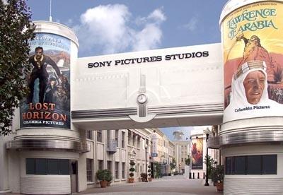 Sony Studios Culver City Tour