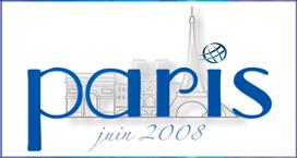 32nd International Public ICANN Meeting, 22-26 June 2008 in Paris.