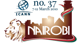 ICANN Meeting 37: Nairobi