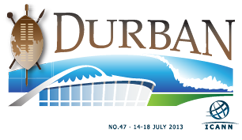 ICANN 47 Durban Meeting Logo