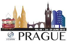 ICANN 44 Prague Meeting Logo