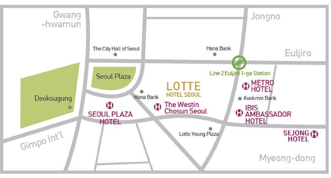 Venue Hotels Seoul