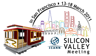 ICANN 40 Silicon Valley Meeting Logo