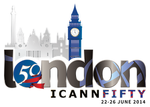 ICANN 50 | London Meeting Logo